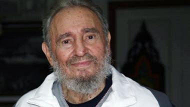 Fidel Castro Receives Lula