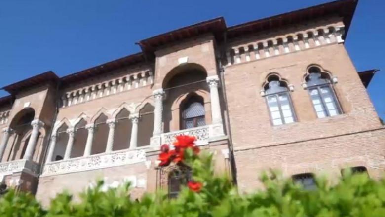 Povestea Palatului Mogosoaia