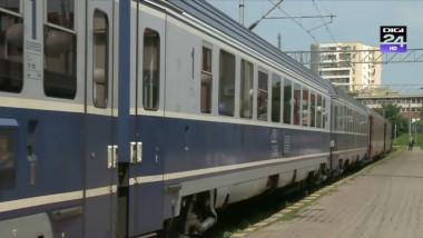 tren cfr cale ferata