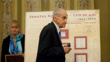 ROMFILATELIA - CELEBRARE SENAT 150 ANI DE ACTIVITATE