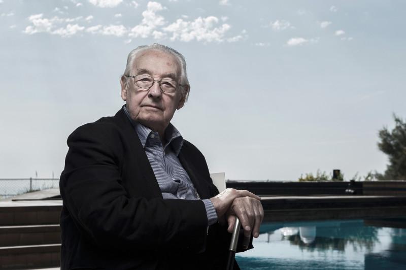 Andrzej Wajda Portrait Session - The 70th Venice International Film Festival