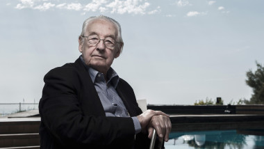 Andrzej Wajda Portrait Session - The 70th Venice International Film Festival