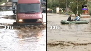 inundatii pechea 2013 2016