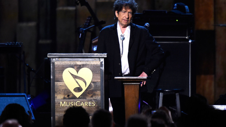 The 2015 MusiCares Person Of The Year Gala Honoring Bob Dylan - Show