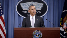 Obama Makes a Statement on the Counter-ISIL Campaign