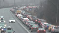 trafic masini aglomeratie dn1