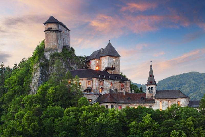 Slovakia-Castle