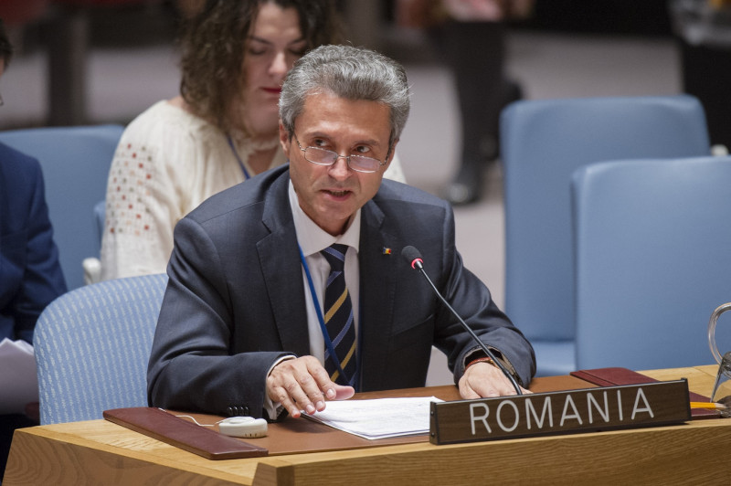 Security Council meeting on Protection of civilians in armed conflict