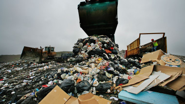 Landfill Sites In The South Are In Danger Of Running Out Of Space