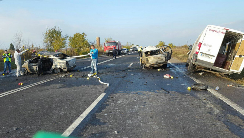 accident giurgiu 3