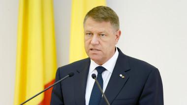 Klaus Iohannis, conferinte de presa - presidency (3)