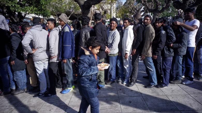 refugiati greciaGettyImages-511704122