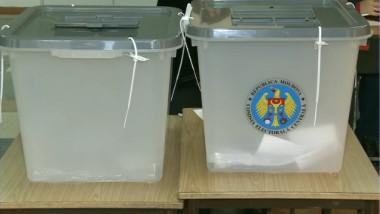 moldova urne vot