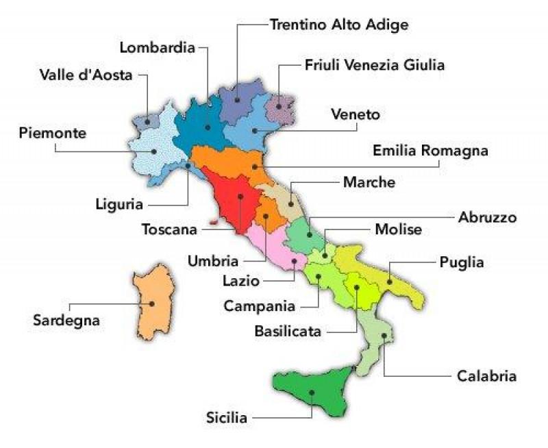 regiuni italia poza buna