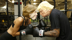 New York Sports Clubs Gets In The Election Spirit With Hillary Clinton And Donald Trump Boxing Inspired Class