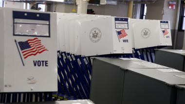 Urne de vot SUA