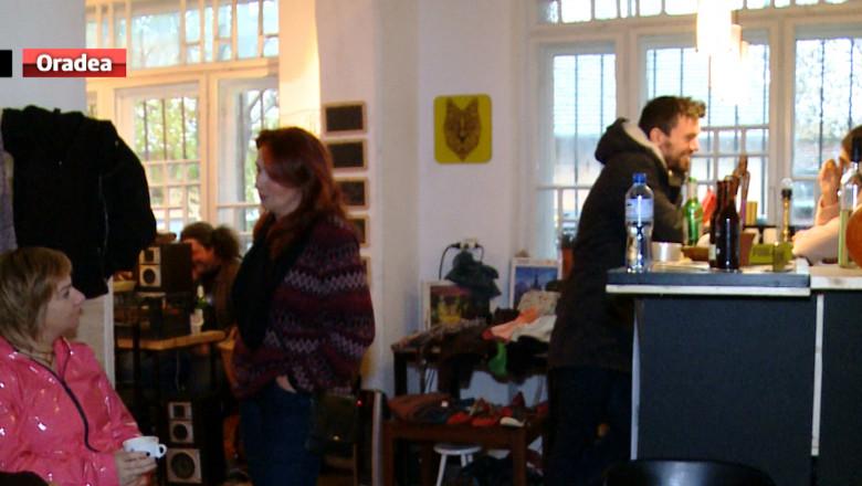 cafenea targ