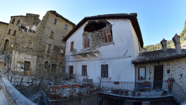 6.6 Magnitude Earthquake Strikes Central Italy
