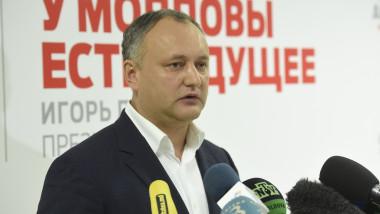 Igor Dodon merge în localitățile în care a obtinut cele mai multe voturi la scrutinul prezidential si le multumeste alegatorilor sai