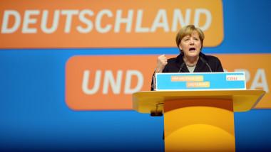 Angela Merkel discurs CDU_GettyImages-501306676