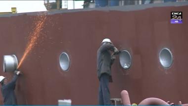 muncitori santier naval