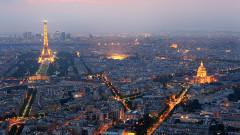 General view of Paris