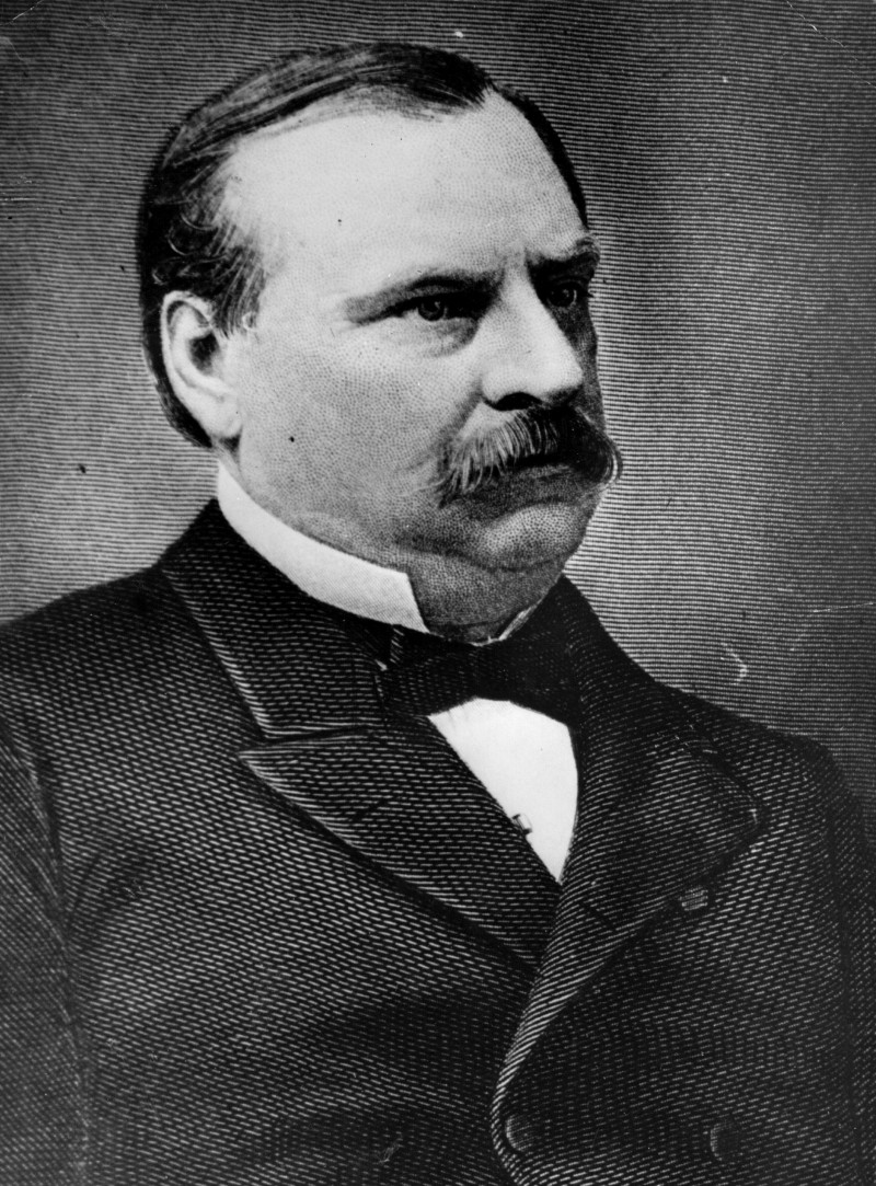 Grover S Cleveland