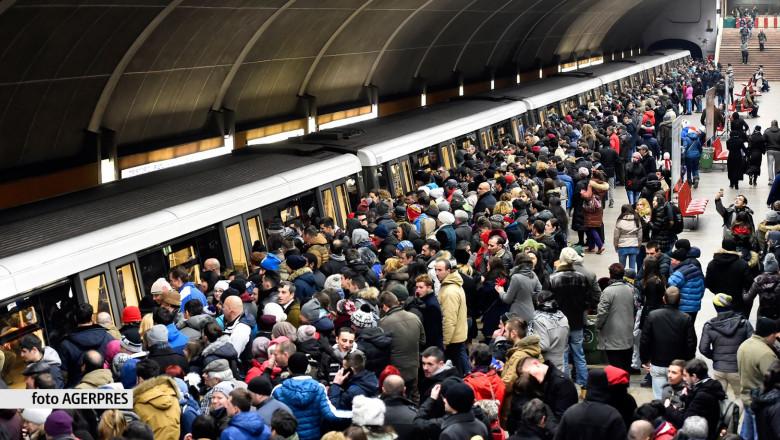 agloemratie metrou