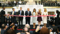 Donald Trump Holds Ribbon Cutting Ceremony For The Trump International Hotel In Washington, D.C.