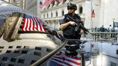New York Steps Up Security Over Terror Warnings