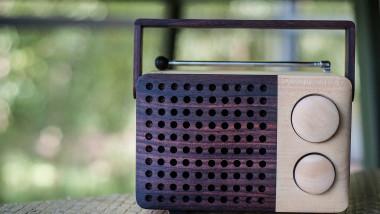 Indonesian Carpenters Make Sustainable Ebony Radios