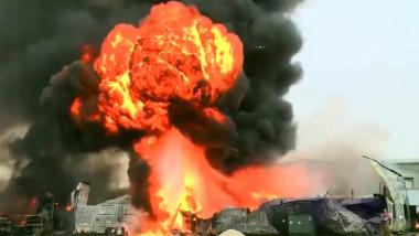 incendiu iowa