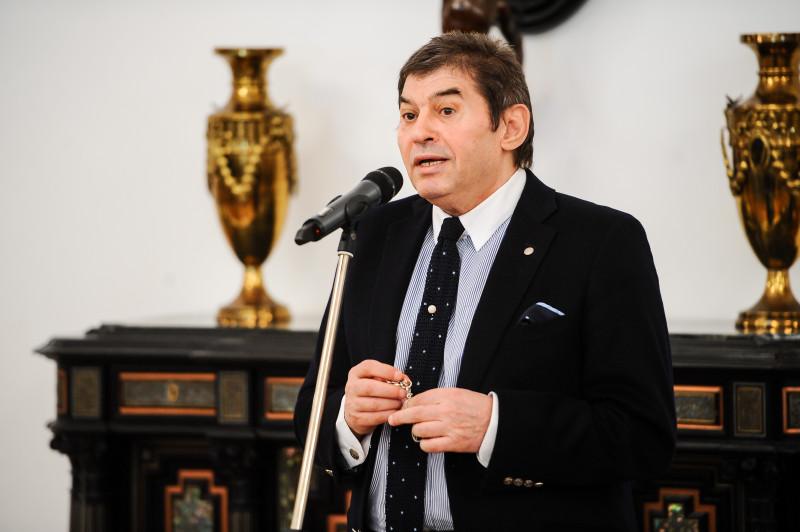 Mihail Vlasov, presedintele Camerei de Comert si Industrie a Romaniei (CCIR)