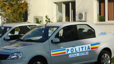 masina politie sector 3