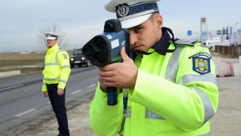 politist radar