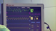 monitor spital