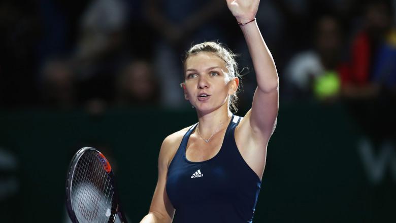 BNP Paribas WTA Finals: Singapore 2016 - Day One