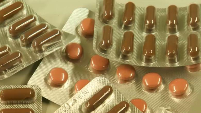 pastile antibiotice