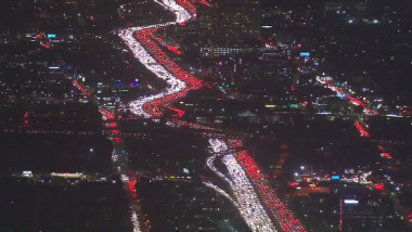 trafic autostrada 405 sua