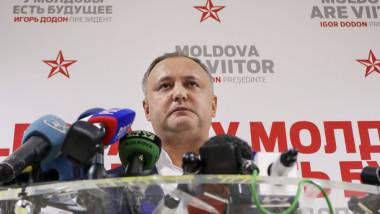 I. Dodon: R. Moldova în UE fără Transnistria şi Găgăuzia