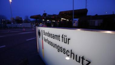 serviciul federal de protectie constitutionala germania
