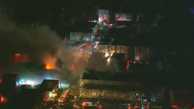 incendiu boston