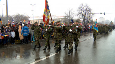 defilare 1 decembrie Oradea