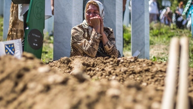 20 Years Since The Srebrenica Massacre More Victims Buried