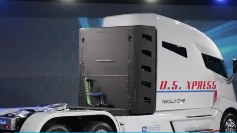 camionul viitorului