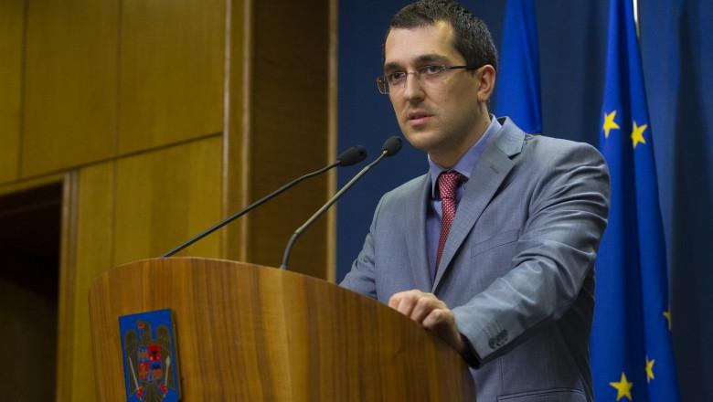 vlad voiculescu govro