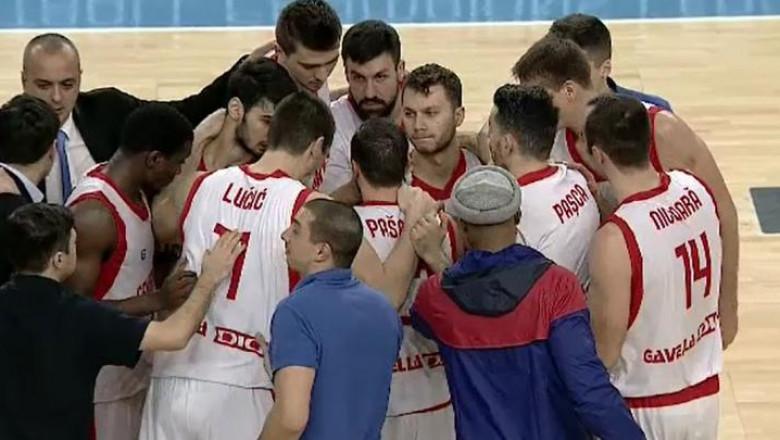 sport baschet CSM Maccabi