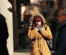 Frigid Conditions Persist In New York City