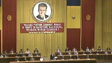ceausescu congres