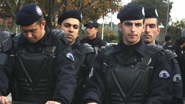 politie turcia crop getty